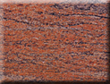 red multicoluorgranite